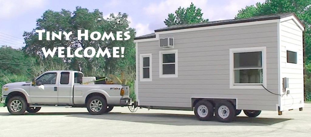 RV Parks Accepting Tiny Homes